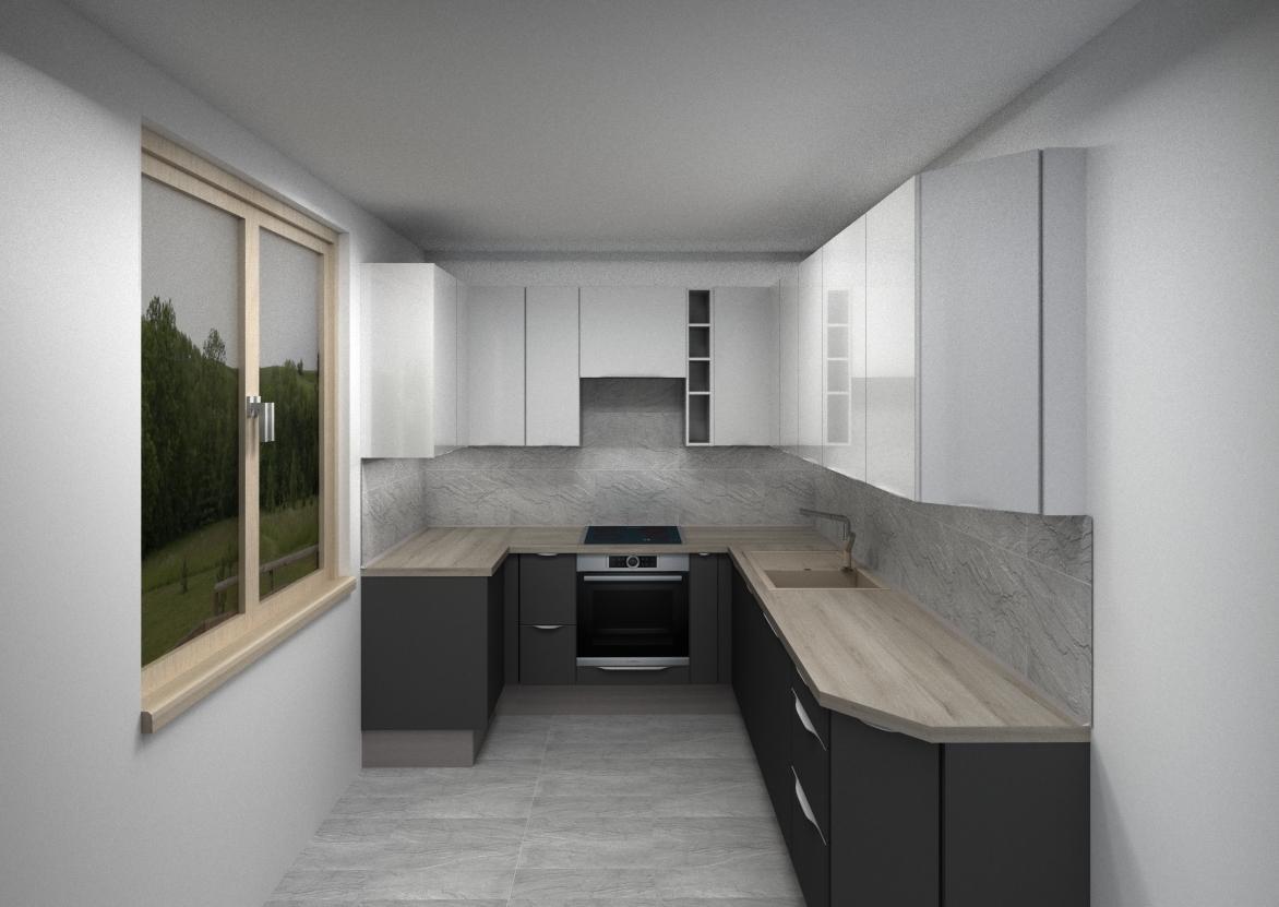 Kuchyne - Obrázok č. 54