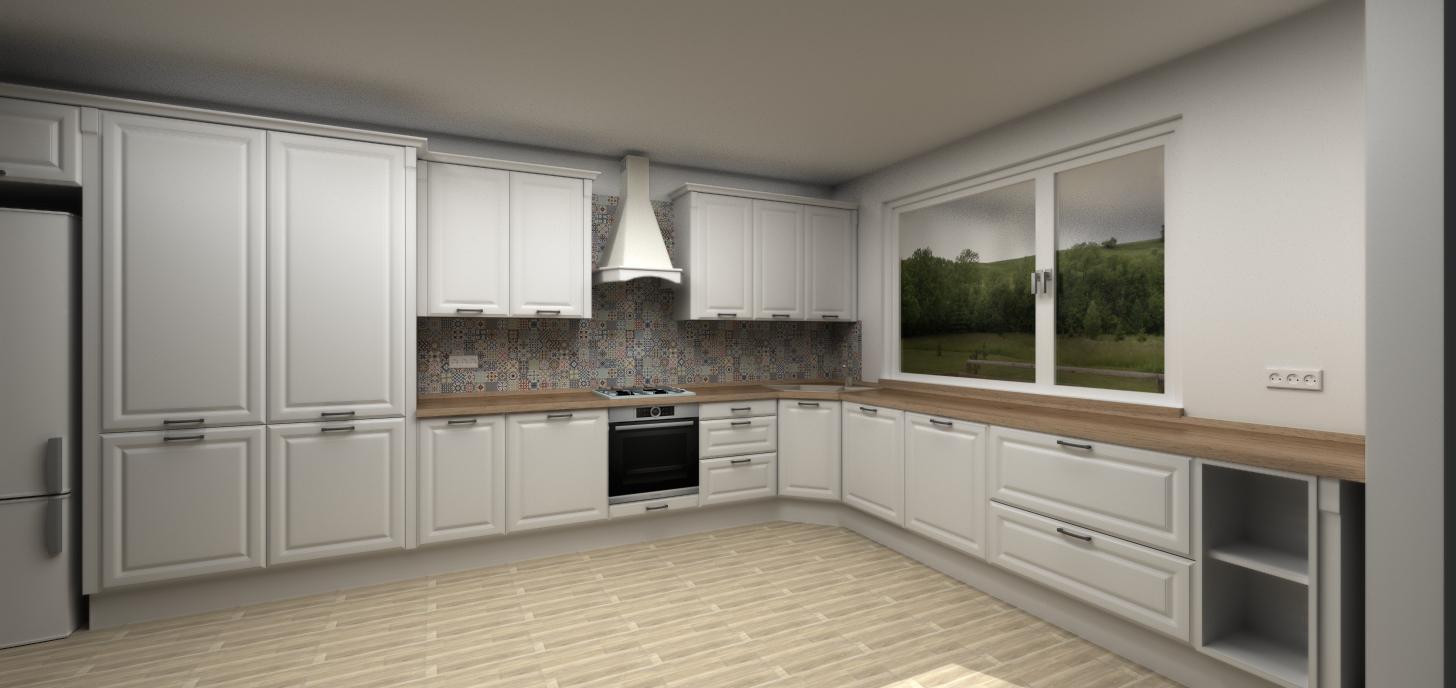Kuchyne - Obrázok č. 91