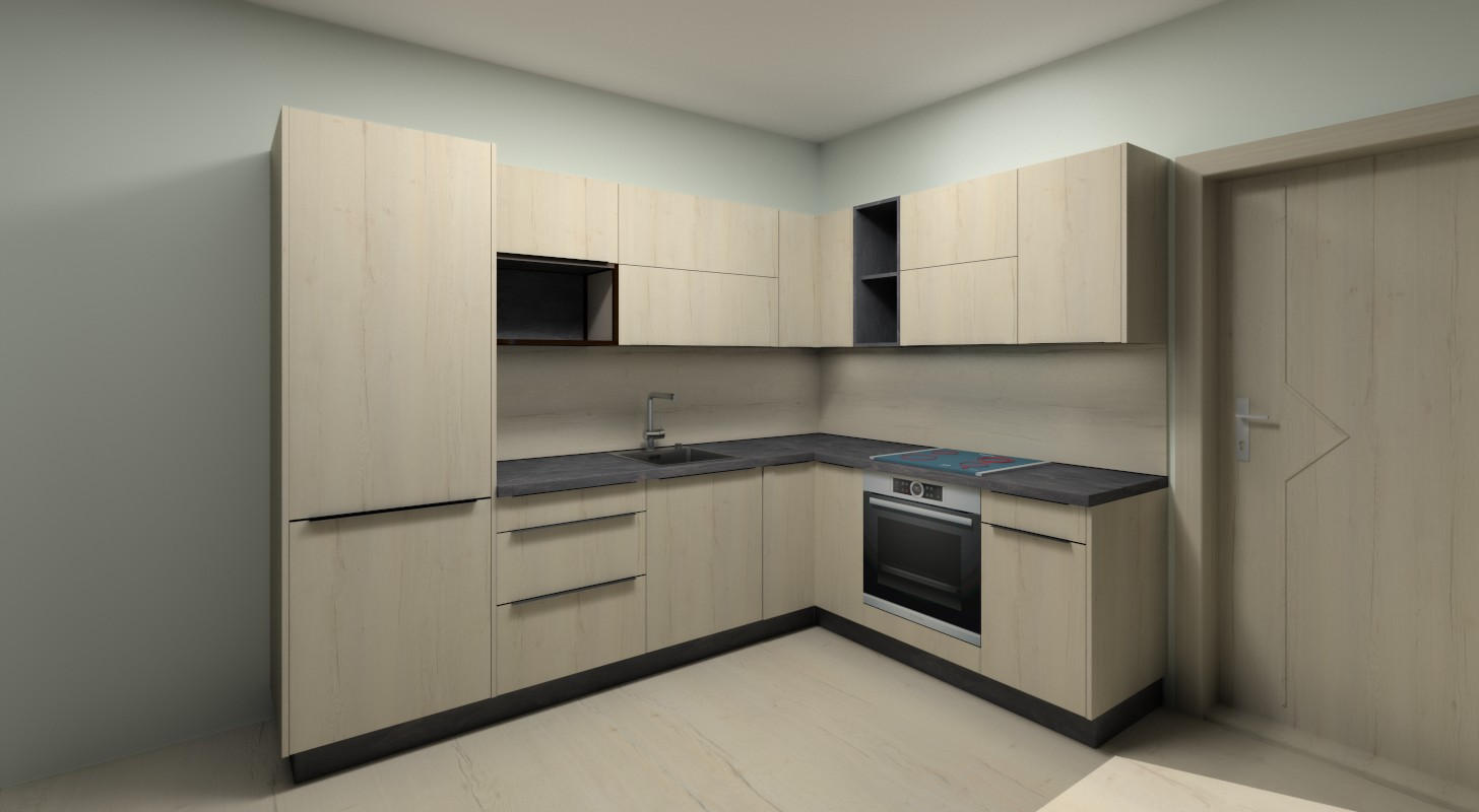 Kuchyne - Obrázok č. 95