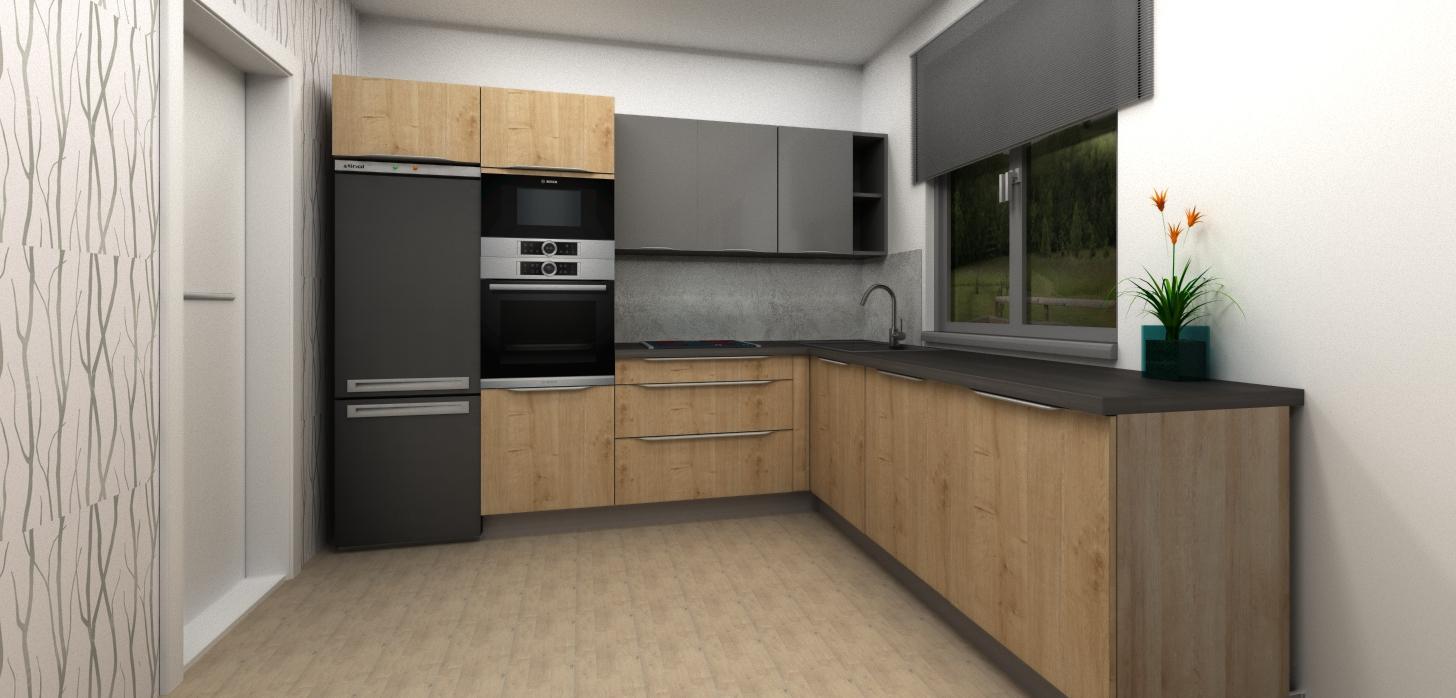 Kuchyne - Obrázok č. 73