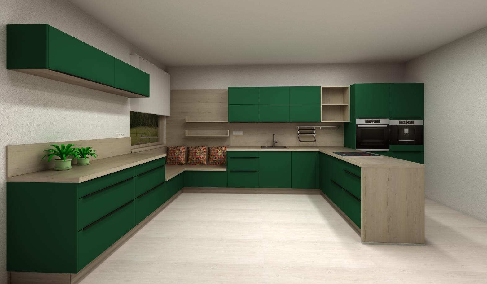 Kuchyne - Obrázok č. 77