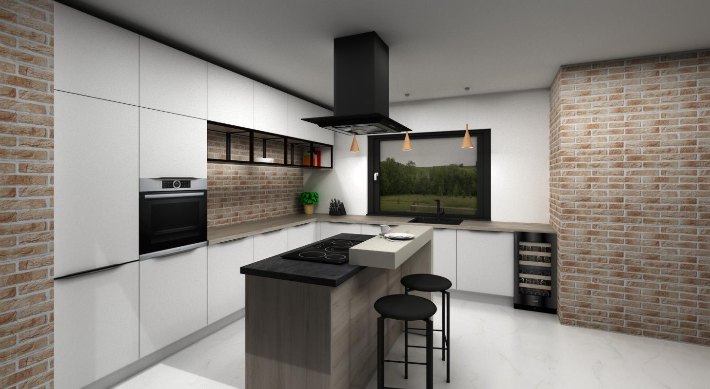 Kuchyne - Obrázok č. 86