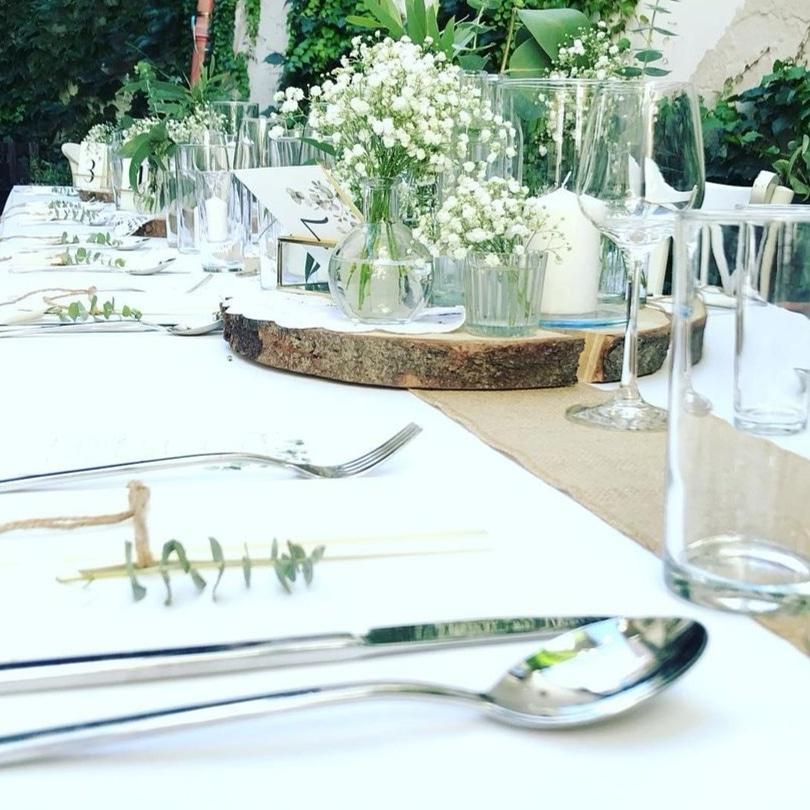 slavit_sk - Jednoduchá greenery svadba u Rómera. :-)