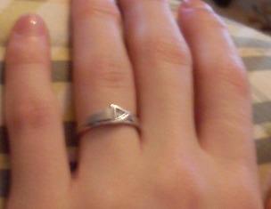 Taketo vecicky by som chcela.... - prstienok od mojho draheho