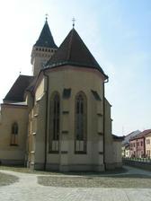 Kostol sv. Jana Krstitela Sabinov - tu si povieme svoje ANO :)))