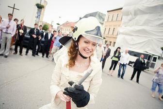 manželka hasiče :-)