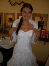 A pripravena na svadbu :-)