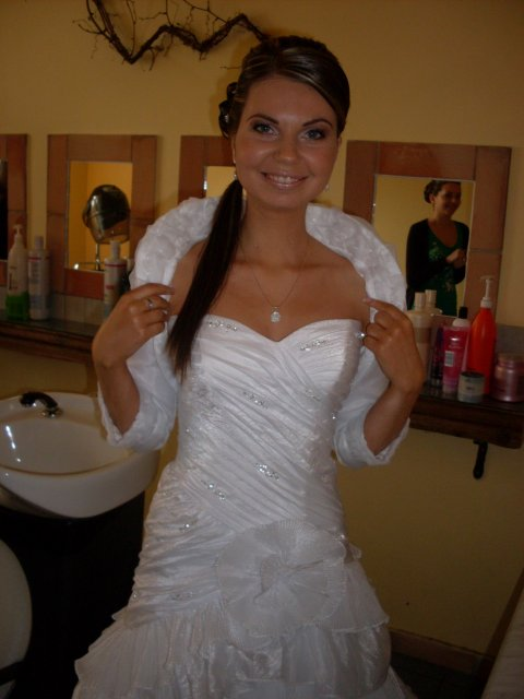 Jana Nehilová{{_AND_}}Jozef Centko - A pripravena na svadbu :-)
