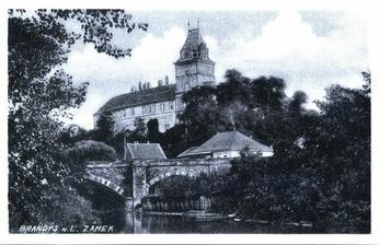 Zámek z roku 1925