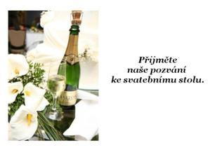 ...pozvánka k obědu,...