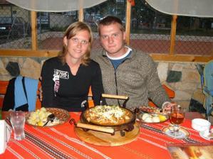 my, hrdličky,na dovolenke v Bulharsku