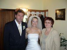 ja a moji drahí rodičia