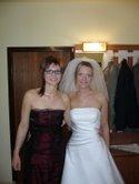 moja sestra a zároveň aj môj svedok
