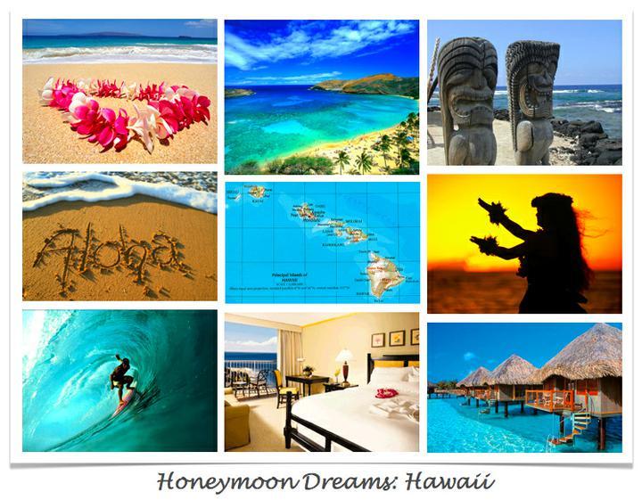 """""""Keby som sa mohol odviazať, moja svadba snov by vyzerala takto..."""" - Na svadbu aj svadobnú cestu by som zvolil romantický Hawaii"""