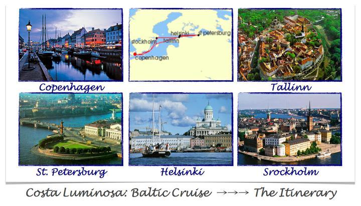 Honeymoon Dreams - ... this is our itinerary... it will be fantastic!!!! yeeeeeeeey!