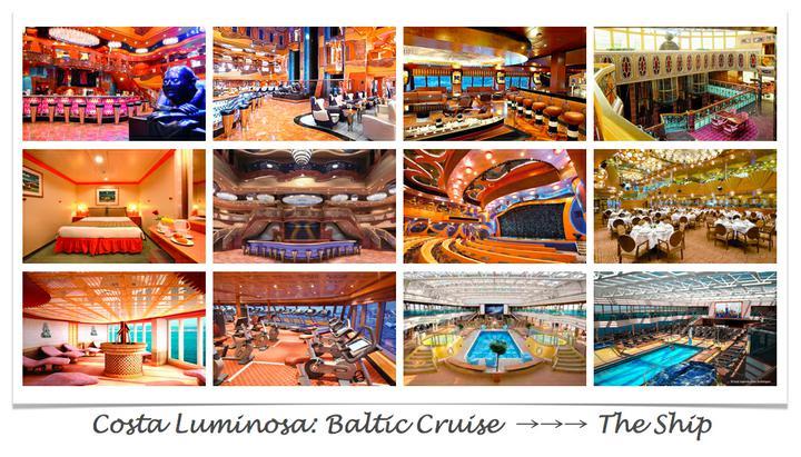 Honeymoon Dreams - ... our fantastic cruise-ship!!!! can't wait!!! :-)