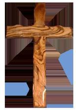 Doručený a je super - vyrobený z olivového dreva z Bethlehema :)
