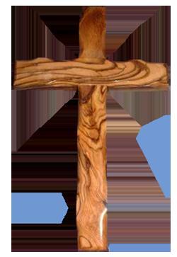 Sny a inšpirácie - Doručený a je super - vyrobený z olivového dreva z Bethlehema :)