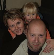 Naše malá rodinka