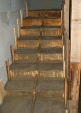 január 2008 - a ako by to bolo bez schodov na poschodie