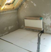 marec 2008 - radiátory na poschodí