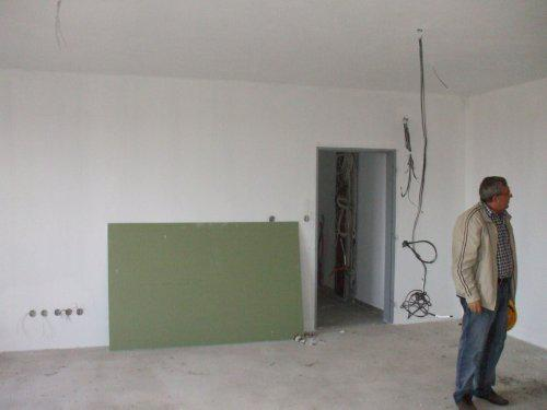 Náš byt - vchodove dvere do bytu