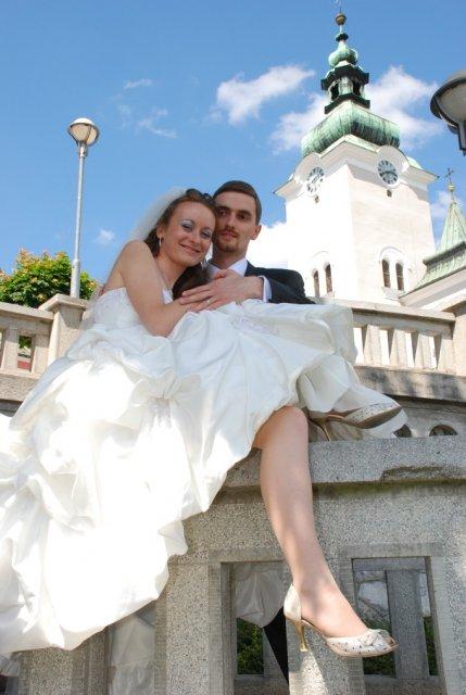 Chvíľka nostalgie - a v svadobný deň