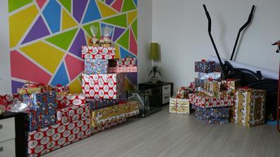 Darčeky pre všetkých naších blízkych. Dúfam, že spravia radosť