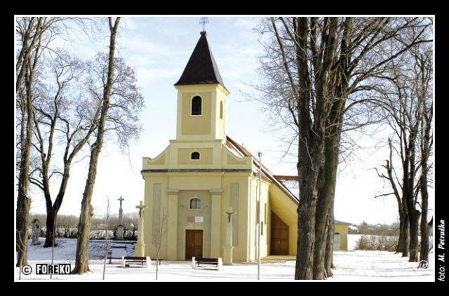 Naše prípravy - tu spečatia našu lásku navždy je to malá kaplnka za naším rodným mestečkom