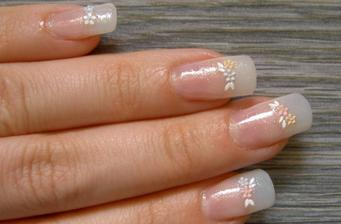 toto boli moje inšpirácie na nechty: