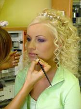 Takýto make-up sa mi veľmi páči.
