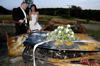"""""""naše svadobné auto"""""""