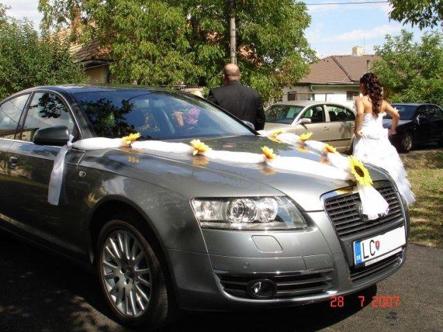 Mária Jaloviarová{{_AND_}}Radoslav Gál - nase svadobne auticko