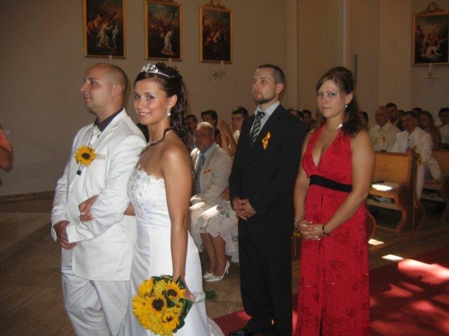Mária Jaloviarová{{_AND_}}Radoslav Gál - so svedkami