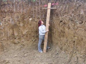 Skúška správnosti - výškový rozdiel 3 metre sa nám jednoducho nezdal