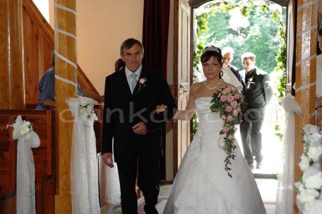 Daniela Kusendová{{_AND_}}Marián Kotúč - Nevesta s ocinom