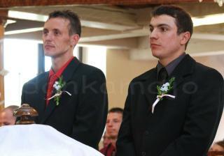 Naši svedkovia - Majkov a môj braček - ako bodyguardi