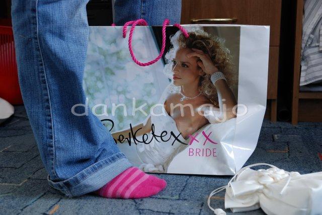 Ako sme to všetko dokázali stihnúť za tri mesiace... - Jankovi sa veľmi páčili moje sexi ponožky...
