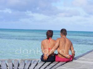Keby sme tu mohli takto sedieť večne...