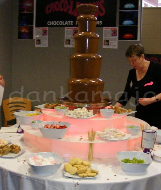 Weddings show Bristol - Pre milovníkov čokoládky