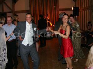 Takto sme sa so ženíchom snažili tancovať
