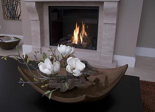 Deco magnolie