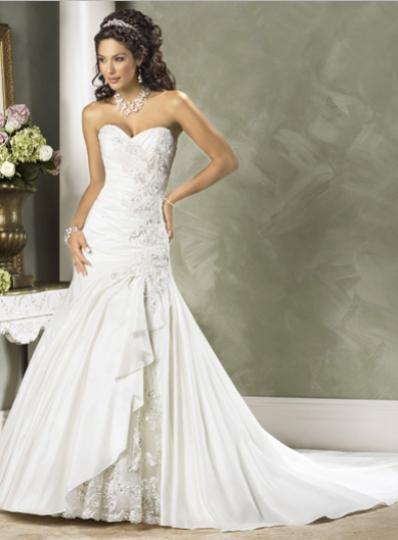 Naše svadobné prípravy :-)) - jovi na modelke