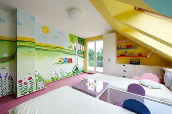 krásna malba na zdi, žádná divočina