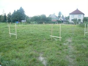 Máme připraveno na stavbu - lavičky