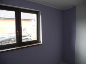 Detska izba nasej slecny ,farba DULUX vonavy rozmarin