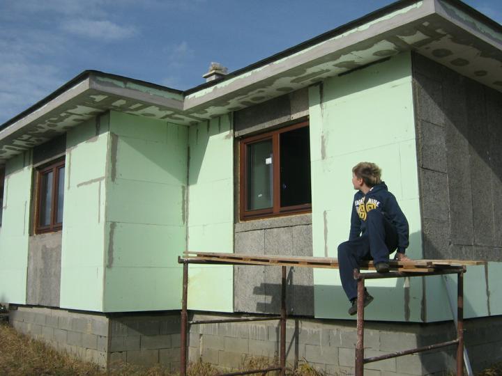 Nas domcek - hlavny stavby veduci