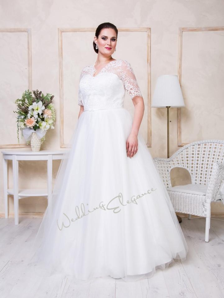 Výpredaj svadobných šiat už tento týždeň ! - Obrázok č. 2