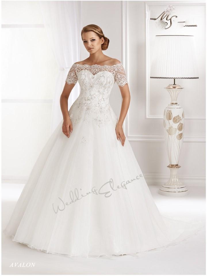 Výpredaj svadobných šiat už tento týždeň ! - Obrázok č. 3