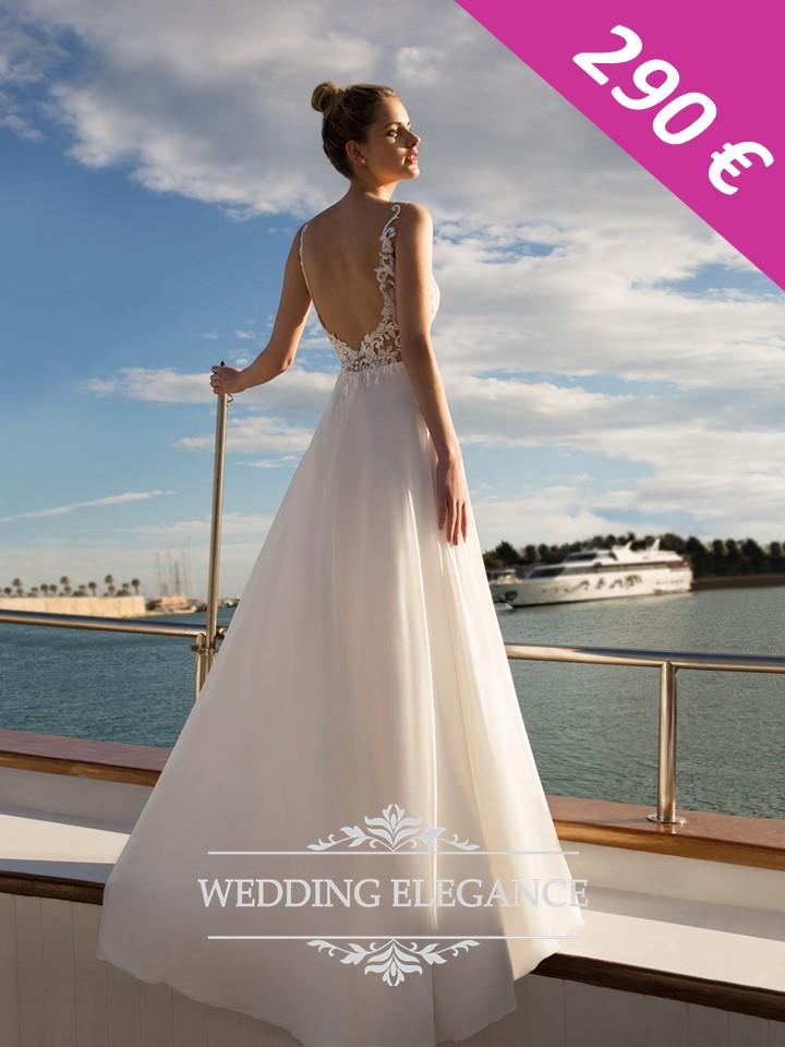 Výpredaj svadobných šiat V BA ceny od 80€ do 390€ Pár kusov v inej cene. - Obrázok č. 234